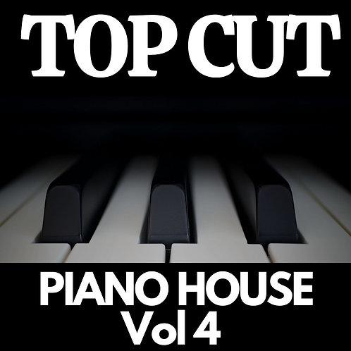 Top Cut - Piano House Vol 4