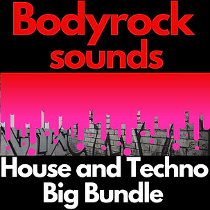 House Techno Sample Pack Bundle