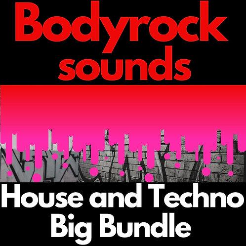 Bodyrock Sounds - House and Techno Big Bundle