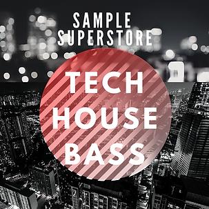 Tech House Bass Sample Pack
