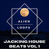 Jacking House Bass Sample Pack