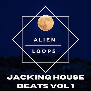 Jacking House Beats Sample Pack
