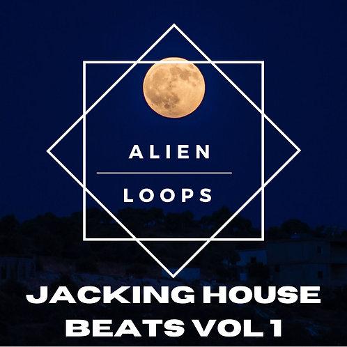 Alien Loops - Jacking House Beats Vol 1