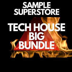 Tech House Sample Pack Bundle