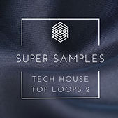 Tech House Top Sample Pack Drums