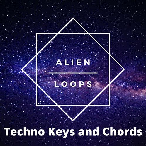 Alien Loops - Techno Keys and Chords