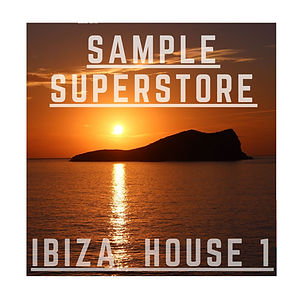 ibiza house sample pack