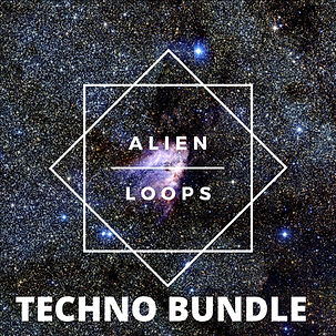 Techno Sample Pack Bundle