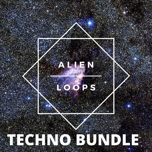Alien Loops - The Techno Bundle