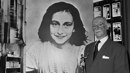 Call Me Papa: The Legacy of Anne Frank's Father  |  2019