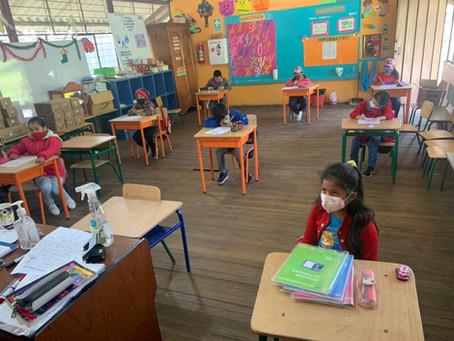 La educación es prioridad para FEDES