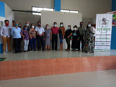 FEDES es parte del Consorcio Café Mujer proyecto ¨Mujer Amazónica¨
