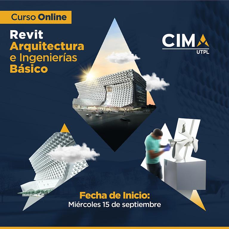 CURSO REVIT ARQUITECTURA E INGENIERÍAS BÁSICO