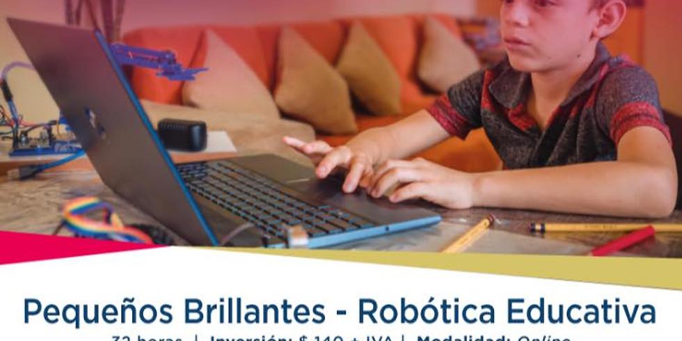 Pequeños Brillantes - Robótica Educativa