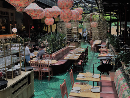 3 City Restaurants For A Tropical Island Feeling