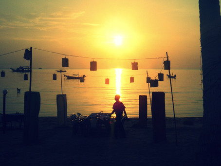 5 activities to do in one of the world's most beautiful sunsets in Koh Tao - Thailand