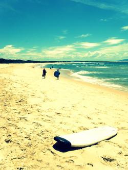 Australia - surf camp - worldtrip