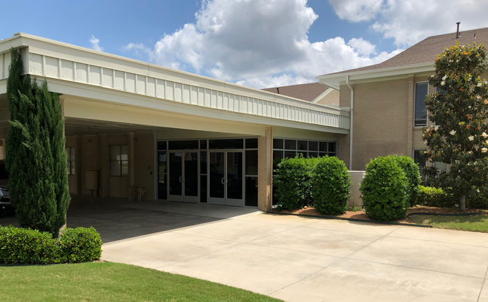 South Building, FirstKids Entrance