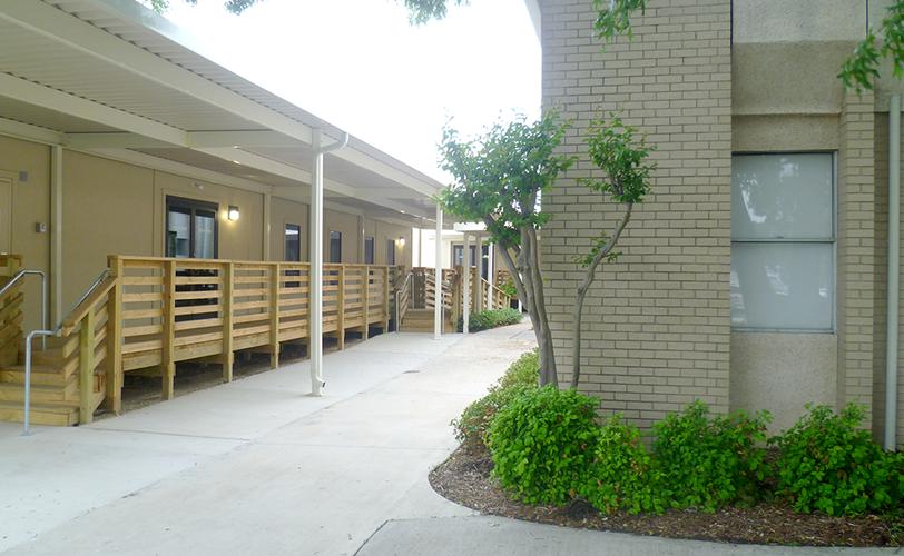 Student & Adult Building Entrances
