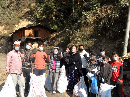 Simple Bazar: Wondeful clean up event with locals