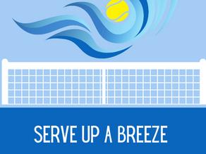 Serve Up A Breeze Fall                Beginner Tournament Series