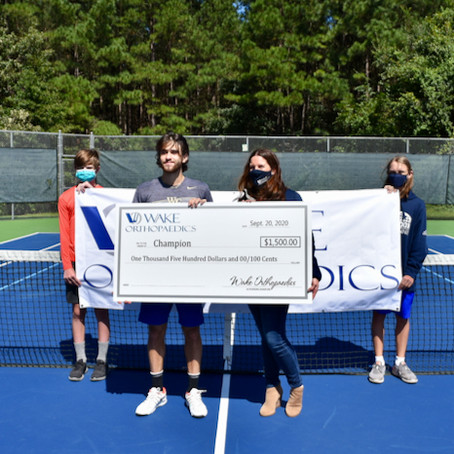 Raleigh Tennis Association UTR Championships presented by Wake Ortho -- Highlights and Recap
