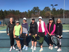 Congratulations to our 2020 Fall USTA League division champions!