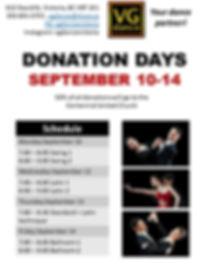 Donation Days Sept 2018.jpg
