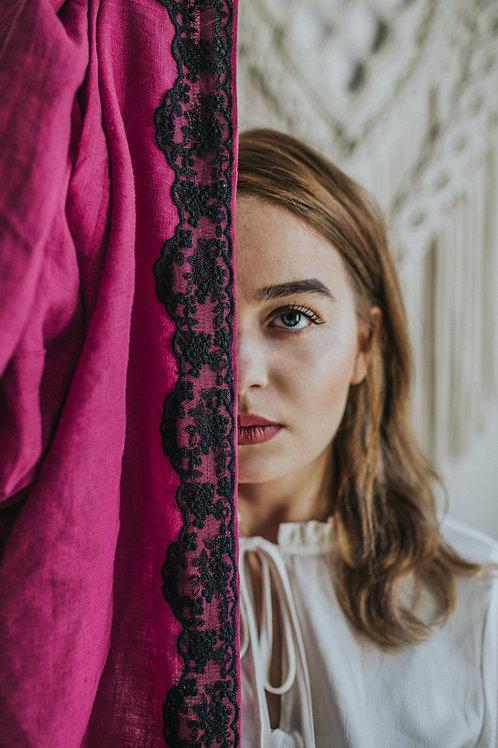 Pure nature – Boho organic soft linen - Emma
