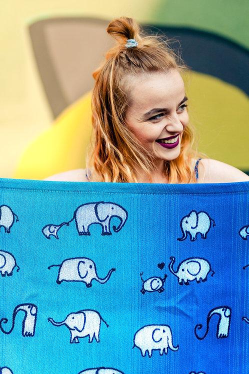 """Le son d'elephant – Bleu sans fin"""