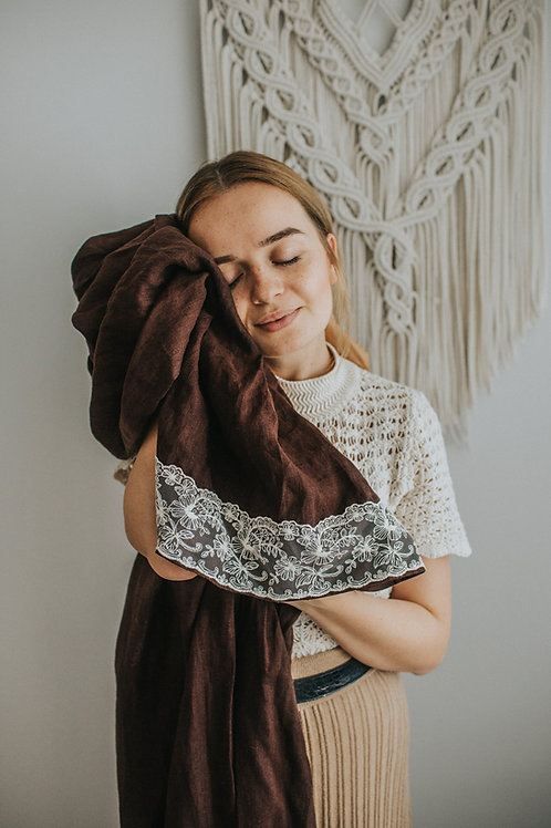 Pure nature – Boho organic soft linen - David