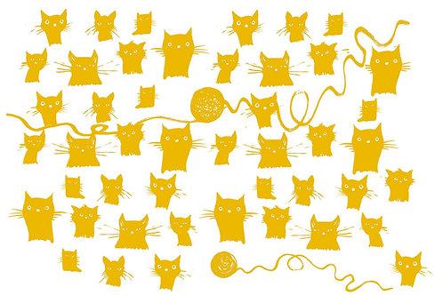 Miau Miau - Moutard au miel