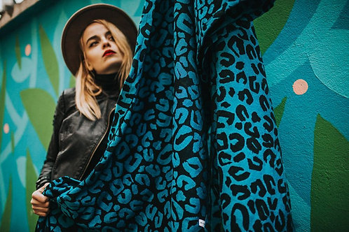 Welcome to the jungle – Deep turquoise