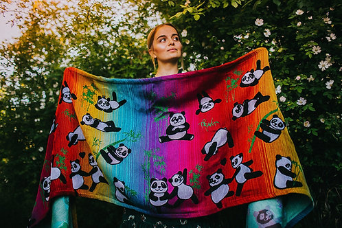 Panda – Party all together
