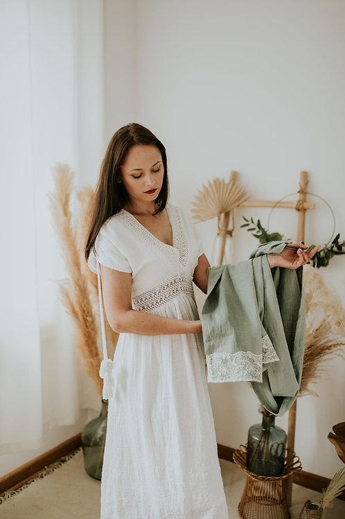 Pure nature – Boho organic soft linen - Liam