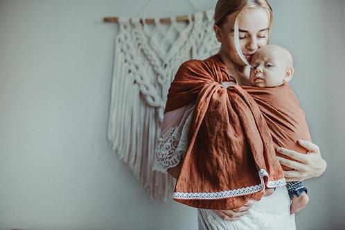 Pure nature – Boho organic soft linen - Margaux