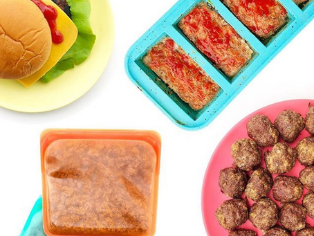 Freezer Ground Beef Meals