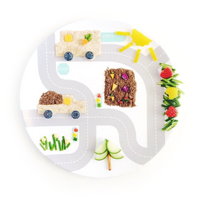 Plates for Picky Eaters