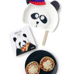 Storytime with Pandas Love Pizza