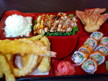 Bento-Chicken Teriyaki