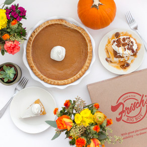 Make Thanksgiving Easy As Pie with Frisch's