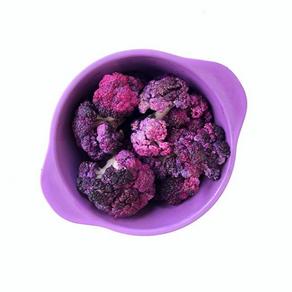 Tie Dye Cauliflower