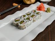Shrimp Asparagas Roll
