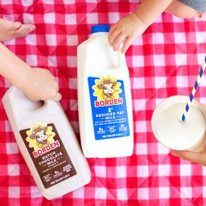 Milk Makes Our World Go 'Round!