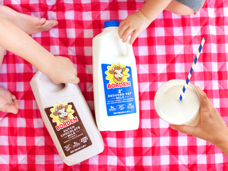 Milk Makes Our World Go 'Round!