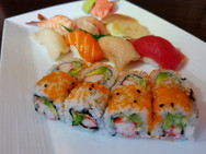 Deluxe Sushi