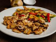 Hibachi Chicken Dinner
