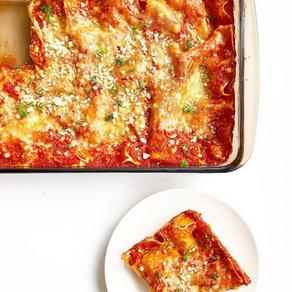 Easy Freezer Lasagna