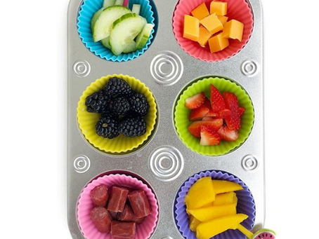 Easy Snack Tray