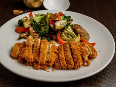 Chicken Katsu Dinner Entrées